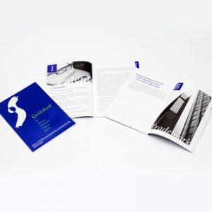 「ガイドブック」デザイン