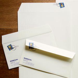 「封筒」デザイン