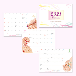 「カレンダー」デザイン