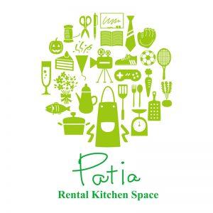 レンタルキッチン「ロゴ」デザイン
