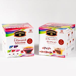 「高級紅茶」パッケージデザイン